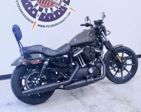 2019 Iron 883 in Industrial Gray