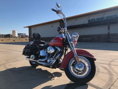 2010 Heritage Softail Classic