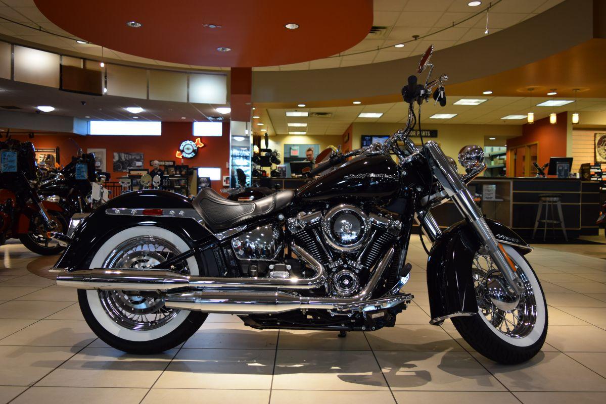 Harley Davidson Used >> 2019 Harley Davidson Softail Deluxe Flde