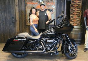 David & Megans new Road Glide Special!