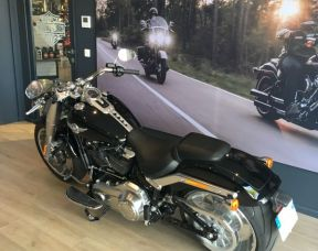 Harley Davidson Softail Fat Boy 114
