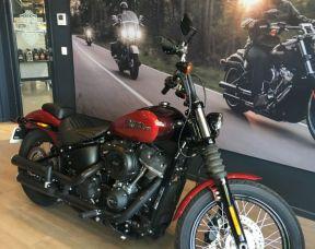 Harley Davidson Softai Street Bob