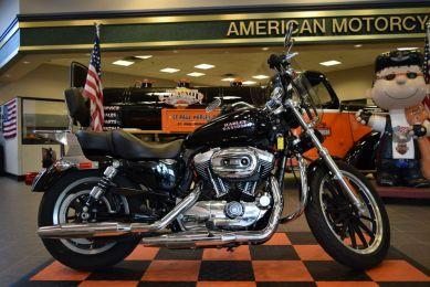 2010 Harley-Davidson Sportster 1200 Low XL1200L
