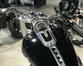 2019 Harley Davidson Softail Fat Boy 107