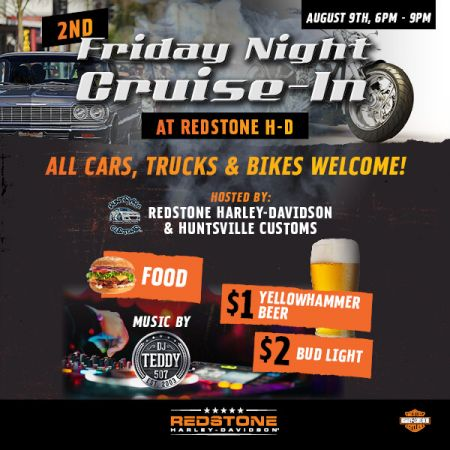 Redstone Harley-Davidson® Events | Redstone Harley-Davidson®