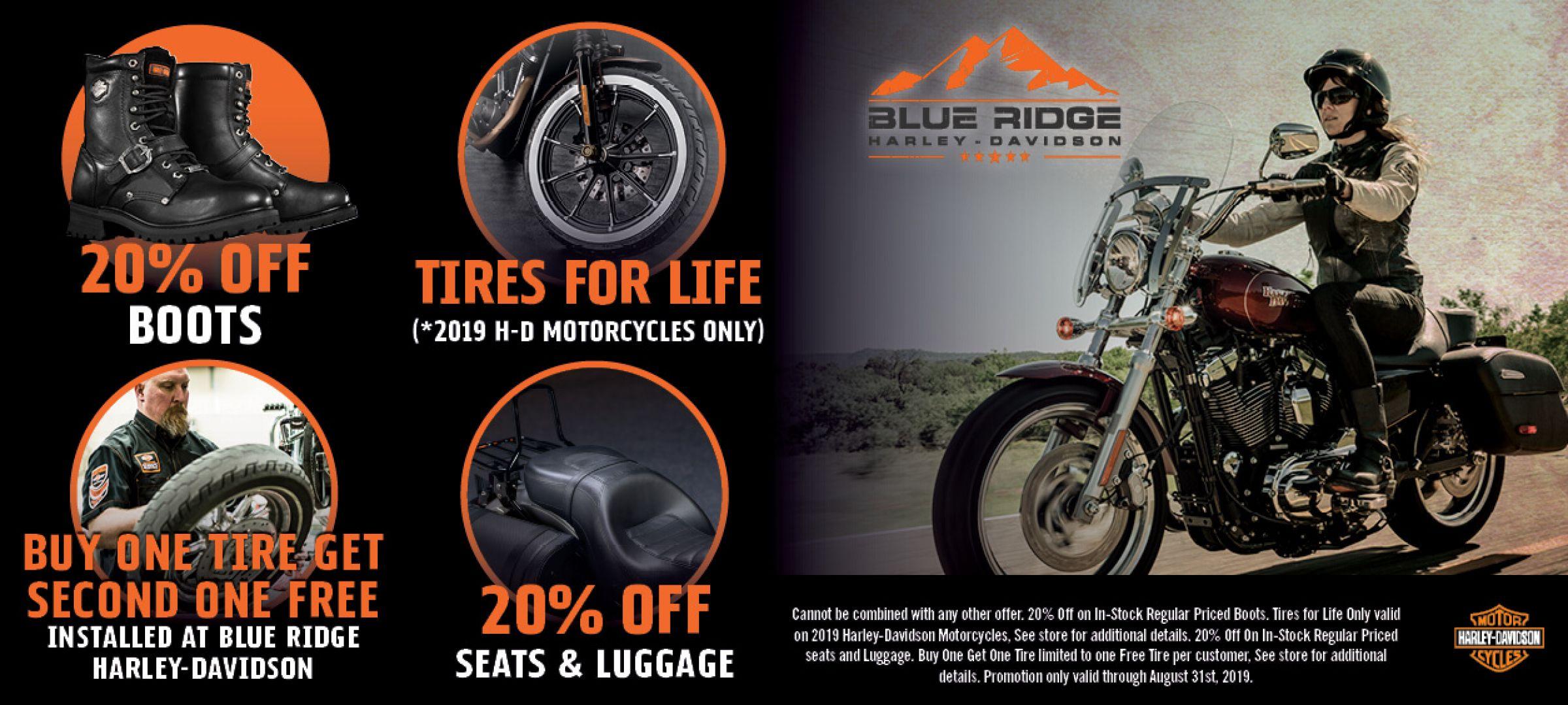 New & Used Motorcycle Dealer   Blue Ridge Harley-Davidson®
