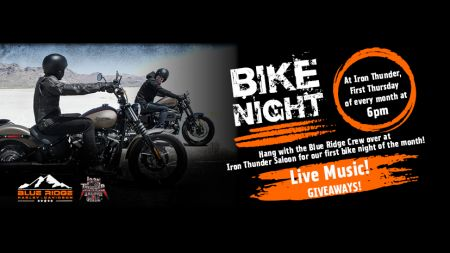 Bike Night @ Iron Thunder Saloon