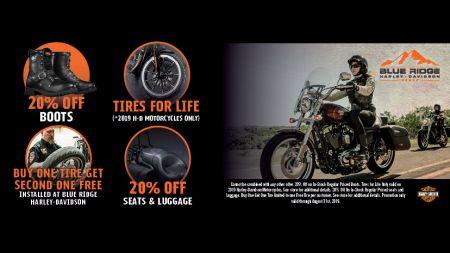 Blue Ridge Tire >> Blue Ridge Harley Davidson