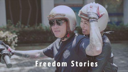 [FREEDOM STORY] NGHỆ SĨ XĂM HÌNH NỔI TIẾNG SÀI GÒN & NIỀM ĐAM MÊ MÔ TÔ HARLEY