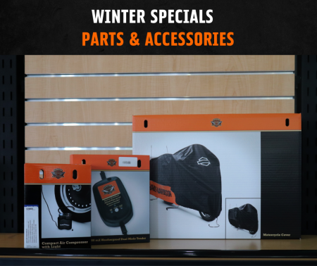 Parts & Accessories Specials