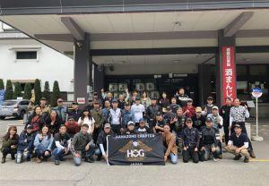 2019/06/16 浅間酒造観光センターツーリング
