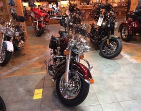 2015 Heritage Softail Classic