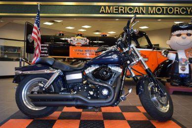 2008 Harley-Davidson Fat Bob FXDF