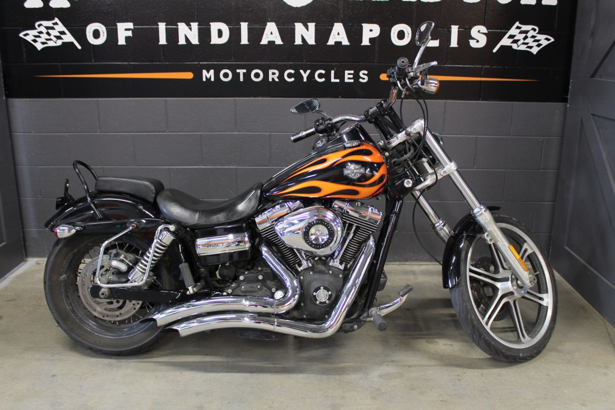 2011 FXDWG Wide Glide