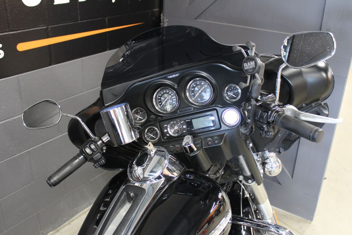 2012 FLHTK Electra Glide Ultra Limited