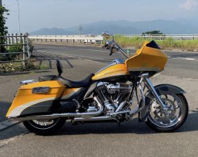 2009 FLTR3-CVO