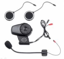Boom! Audio 10S Bluetooth Helmet Single Headset (Sena/H-D Branded)