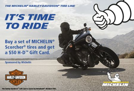 Michelin Tire Promo