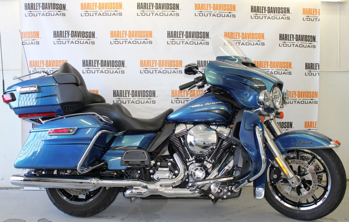 2014 Electra Glide® Ultra Limited