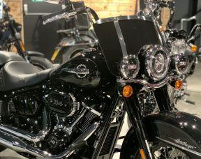 2019 Harley-Davidson 114 Heritage Classic