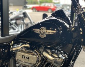 2019 Custom Harley-Davidson Fat Boy