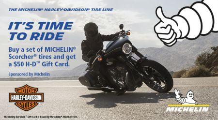 Michelin Tire Promo!