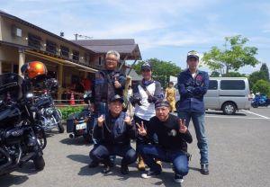 2019年8月4日(日)レイクツーリングクラブ 裏磐梯リベンジツーリング