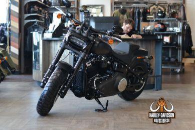 Fat Bob 114 (Fxfbs), Softail, Harley-Davidson 2018