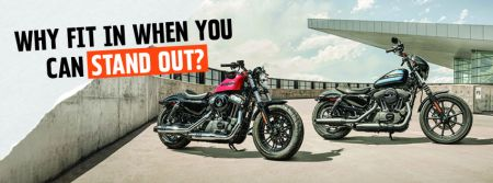 MY19 Sportster® Promo!