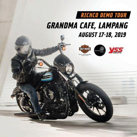 Richco Demo Tour @Lampang
