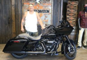 Petes new Road Glide Special!