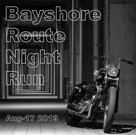 【乗っかり企画第3弾】Bayshore Route Night Run