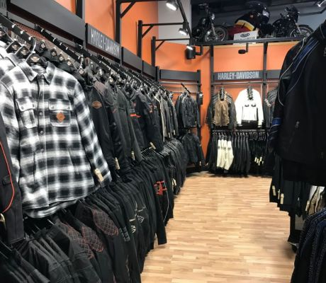 Motorclothes<sup>®</sup> & Merchandise