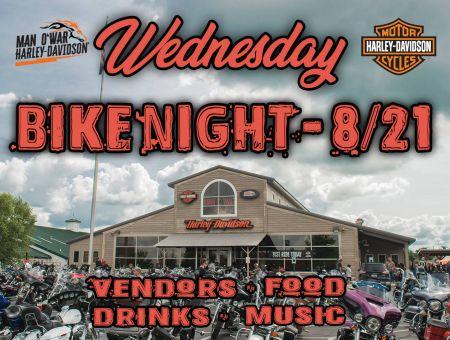 Wednesday Bike Night
