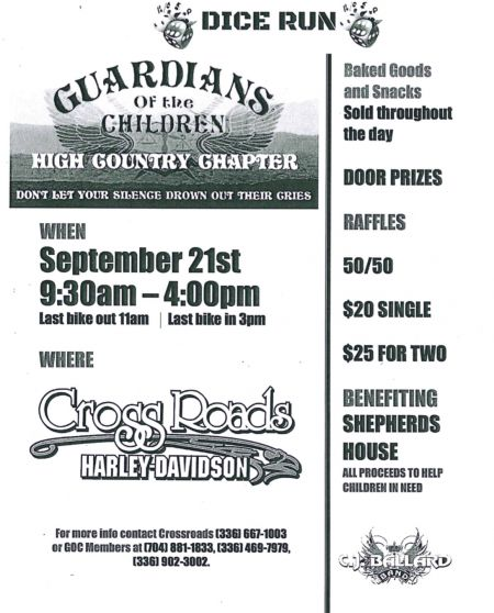 Guardians of the Children High Country Chapter