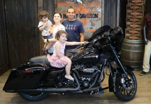The Rios Familys new Street Glide Special!