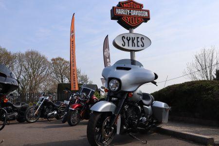 Sykes Harley-Davidson Name Change