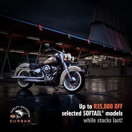Softail® Savings!