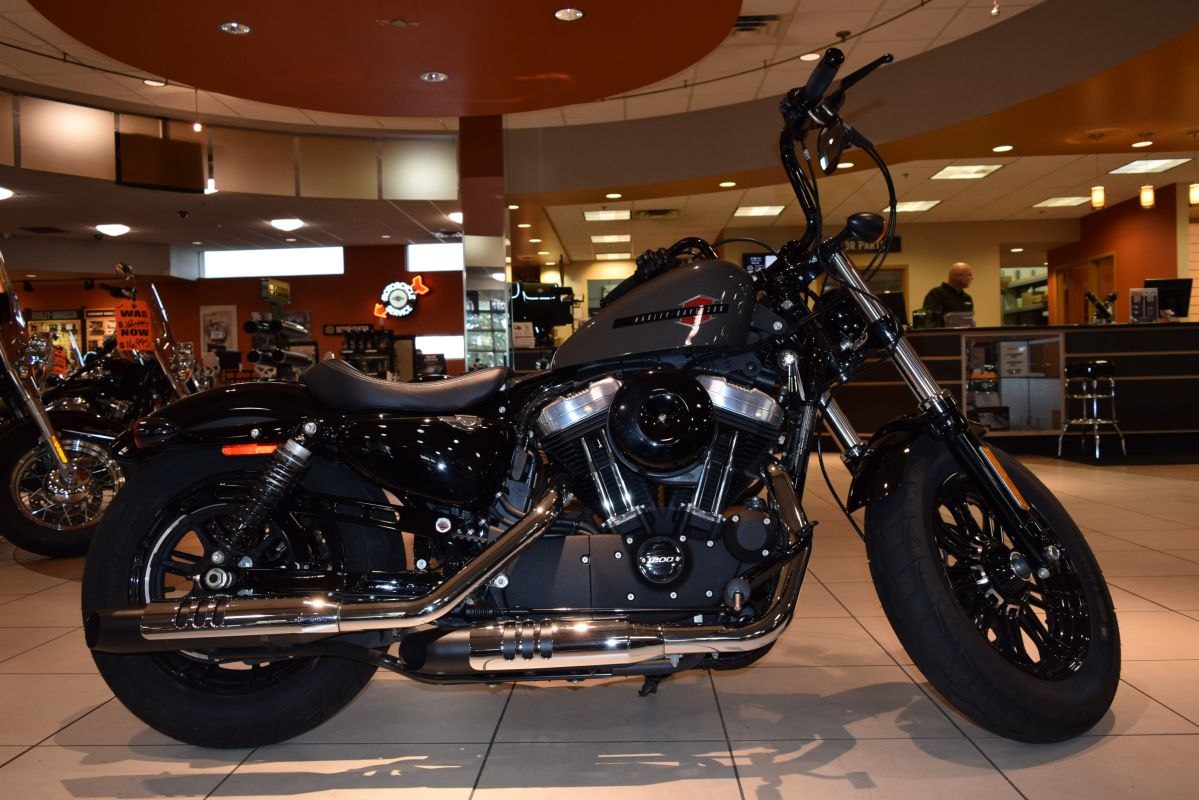 2019 Harley-Davidson Sportster XL1200X Forty-Eight