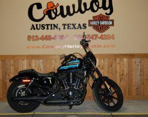 2018 Harley-Davidson XL1200NS Sportster Iron 1200