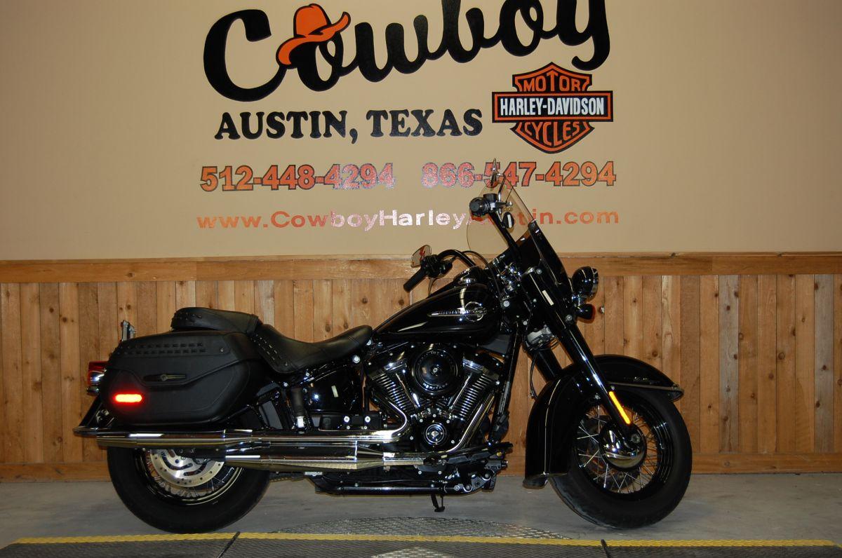 2018 Harley-Davidson FLHC Softail Heritage Classic