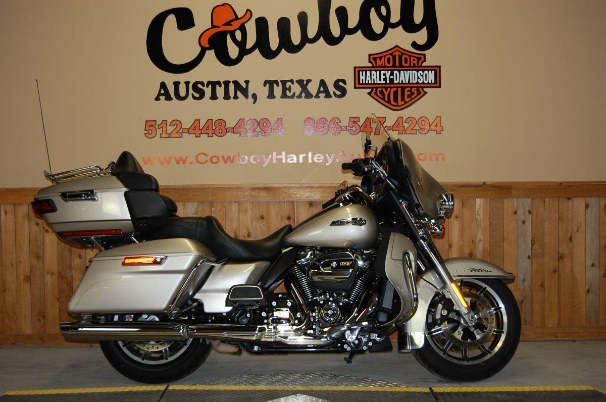 2018 Harley-Davidson FLHTCU Ultra Classic<sup>®</sup> Electra Glide<sup>®</sup>