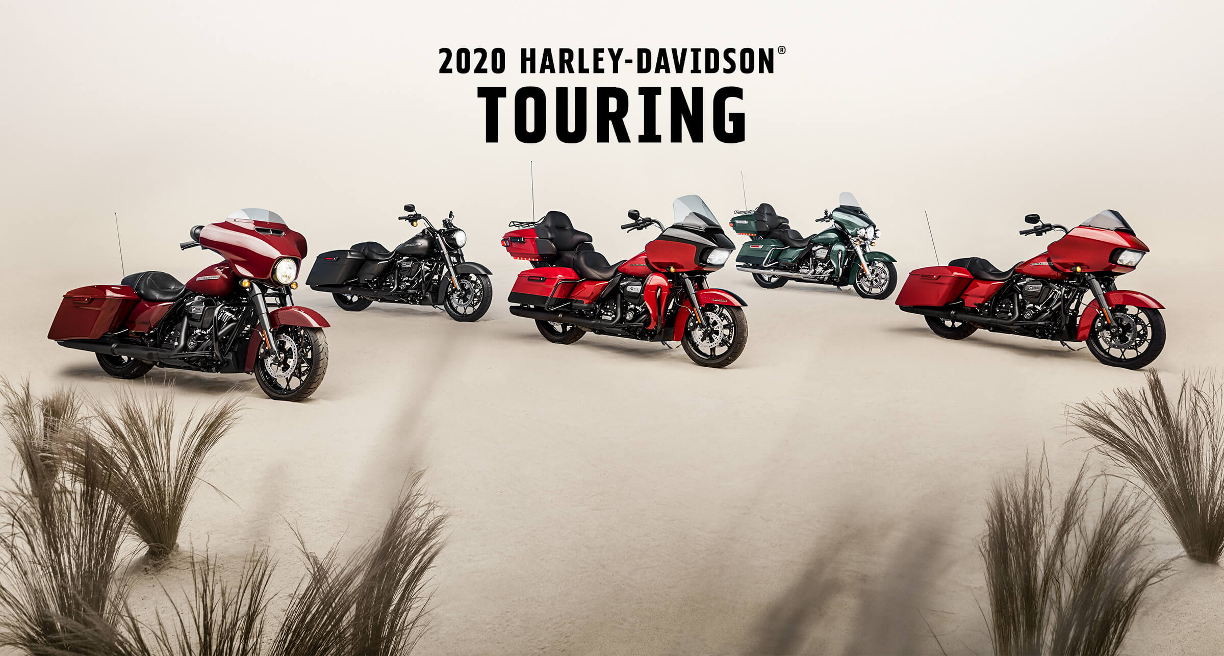 Touring - 2020 Motorcycles