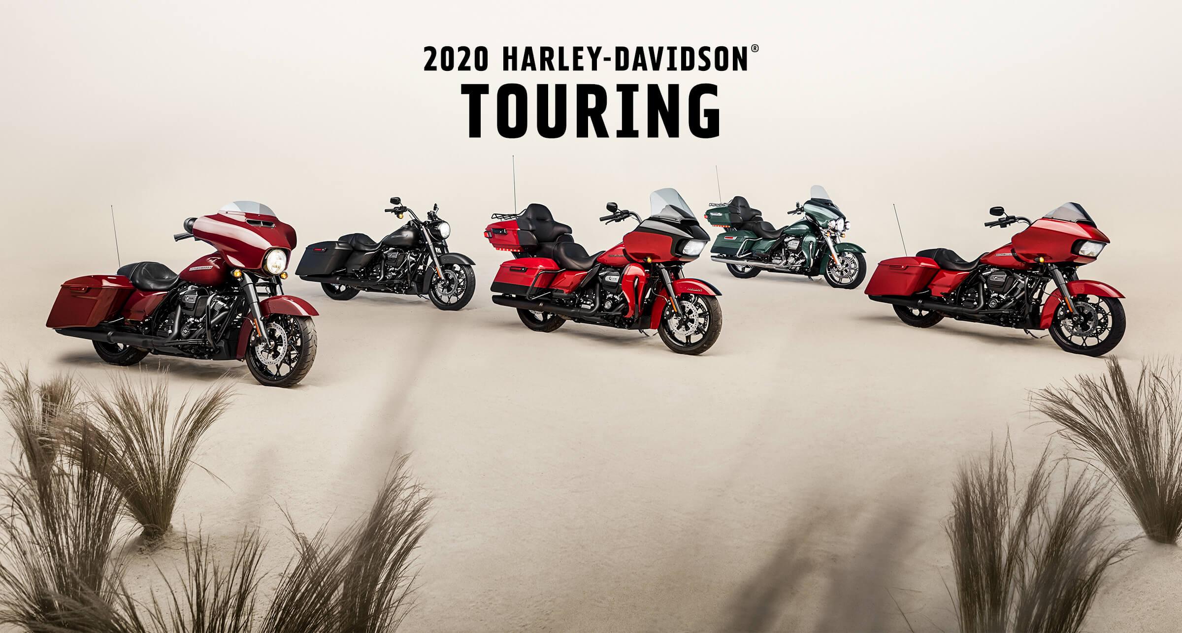 Touring - 2020 motorsykler