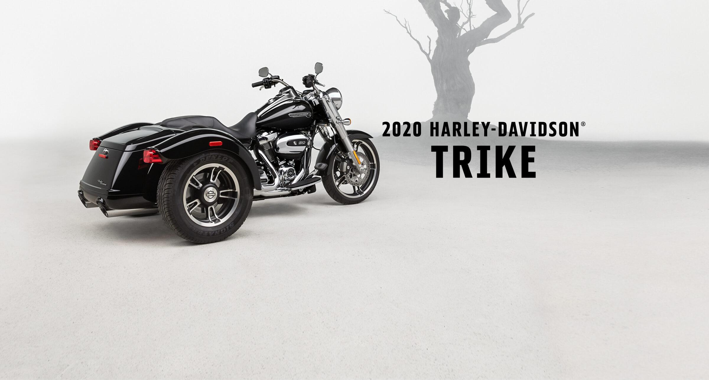 Trike - 2020 Motorcycles