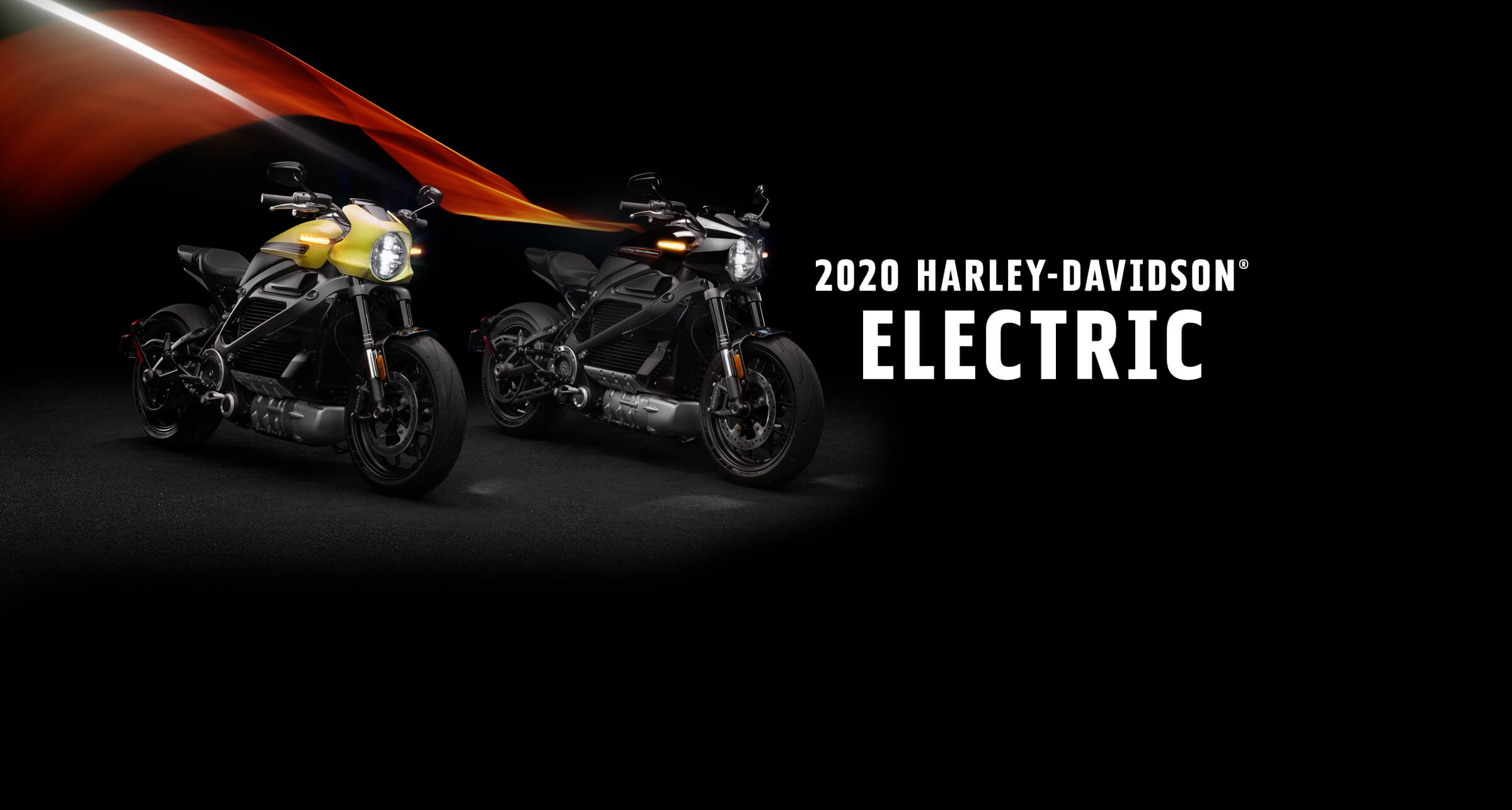 Electric - 2020 Motorcycles