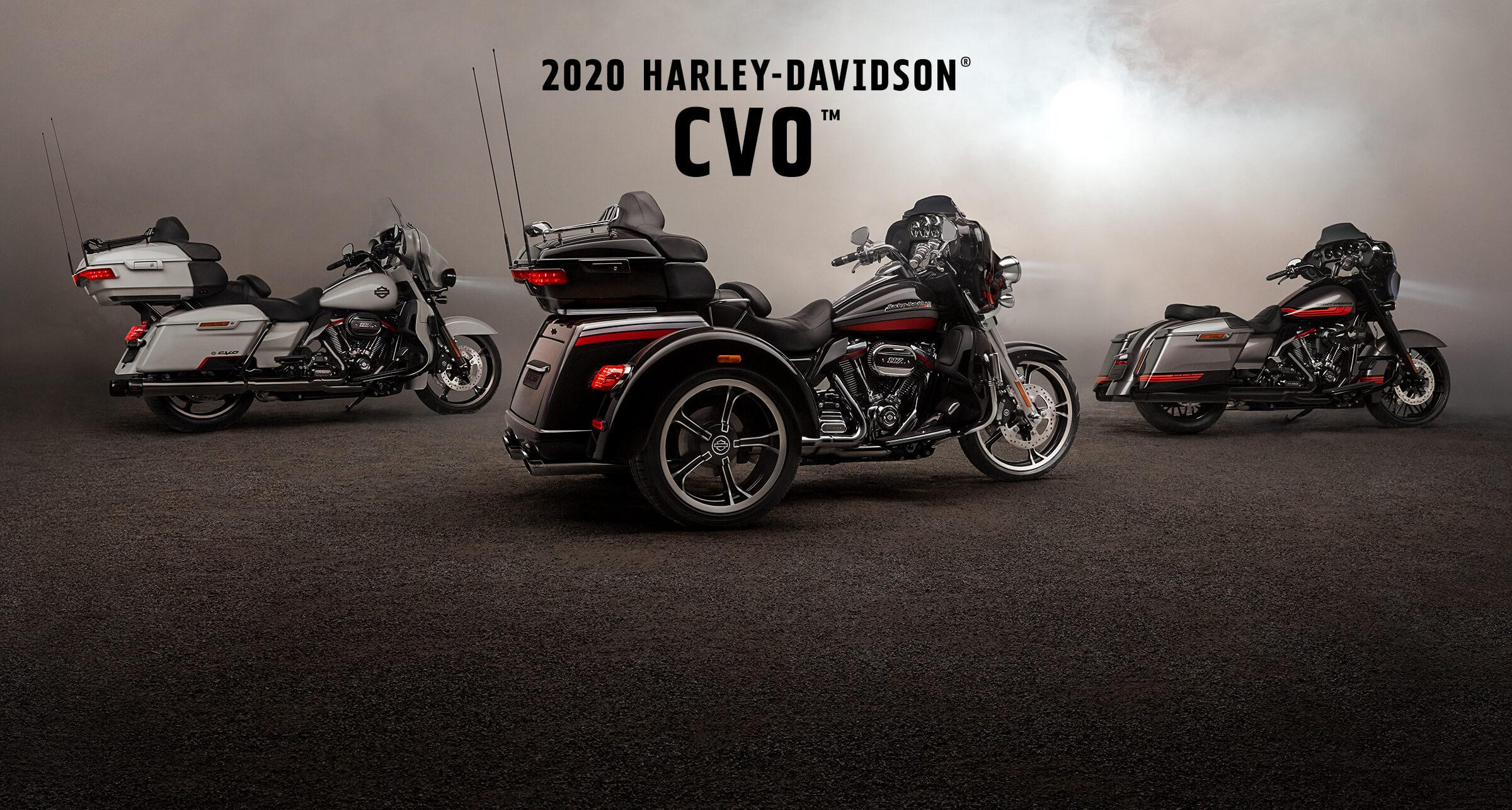 CVO™ - 2020 Motorcycles
