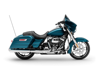 Street Glide<sup>®</sup> - 2020 Motorcycles