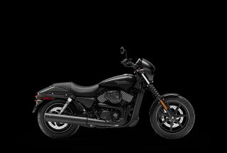 Harley-Davidson Street<sup>®</sup> 750 - 2020 Motorcycles