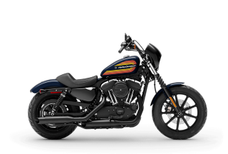 Iron 1200<sup>™</sup> - 2020 Motorcycles